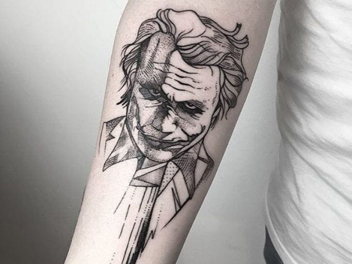 What is Joker Tattoo?