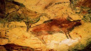 Spanish art Altamira Caves