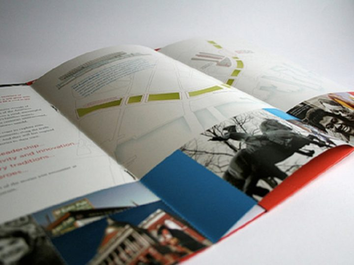 5 tips for designing a brochure that stands out from the crowd